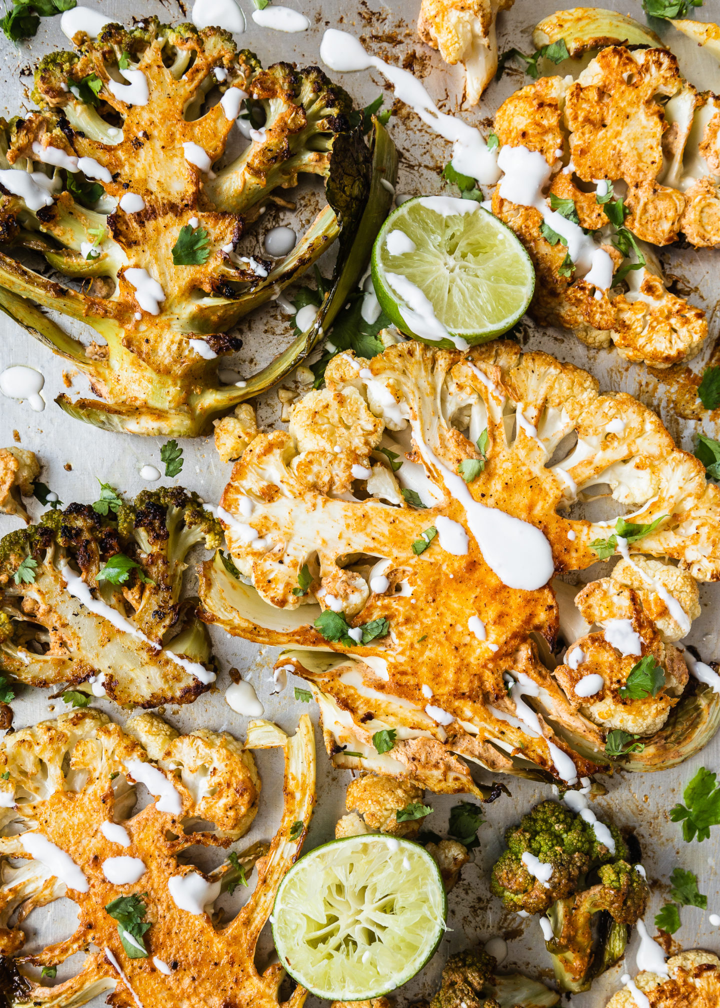 Tandoori Cauliflower Steaks