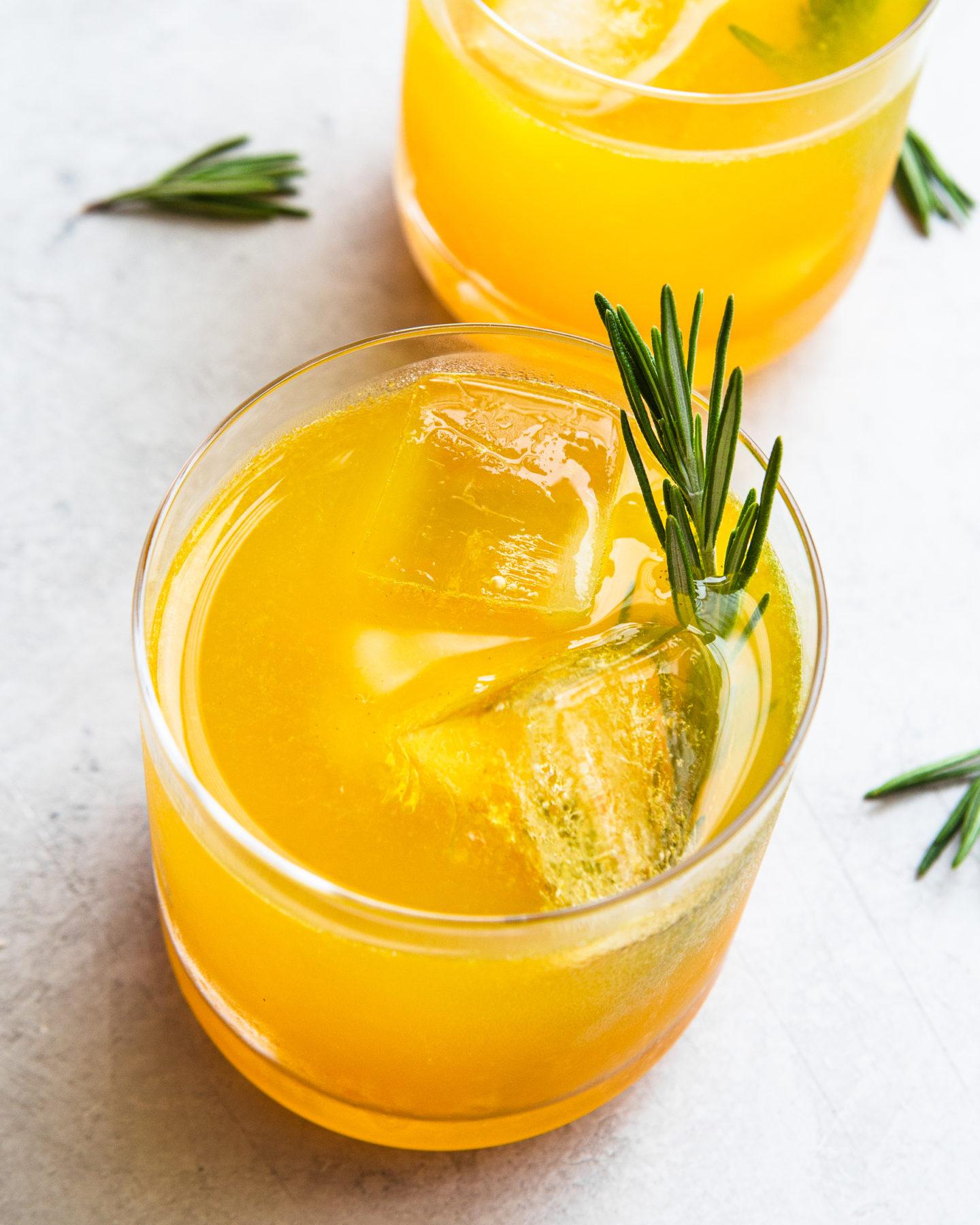 Turmeric cocktail